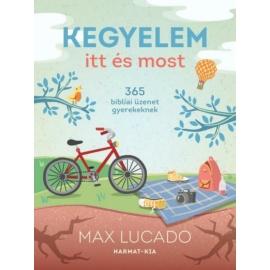 Kegyelem itt és most - Max Lucado