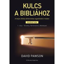 Kulcs a Bibliához - Ószövetség 1. - David Pawson
