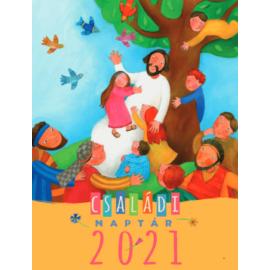 Családi naptár 2021