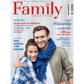 Family 2021/1 (tavasz) + Házasság melléklet