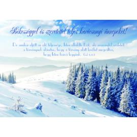 Karácsonyi képeslap csomag (kar 01)