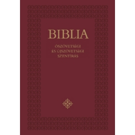 Családi Bibliai - bordó - Szent István Társulat
