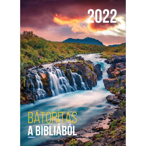 Nagy falinaptár 2022 (1/3) –  Bátorítás a Bibliából