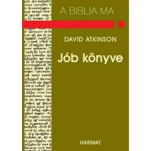 David Atkinson: Jób könyve