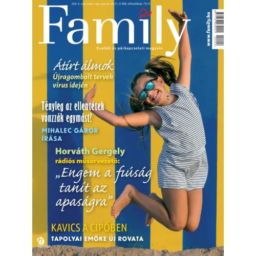 Family magazin 2020/2. (nyár)