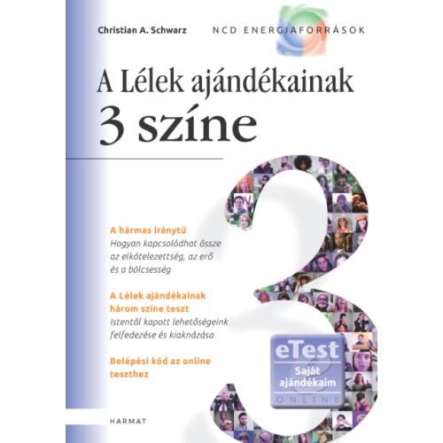 A Lélek ajándékainak 3 színe - Christian A. Schwarz