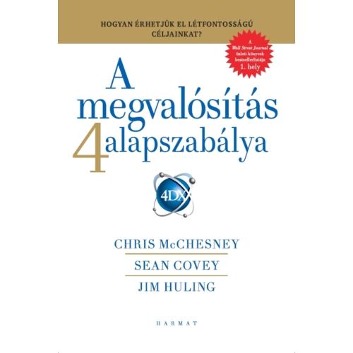 A megvalósítás 4 alapszabálya - 4DX - McChesney, Covey, Huling