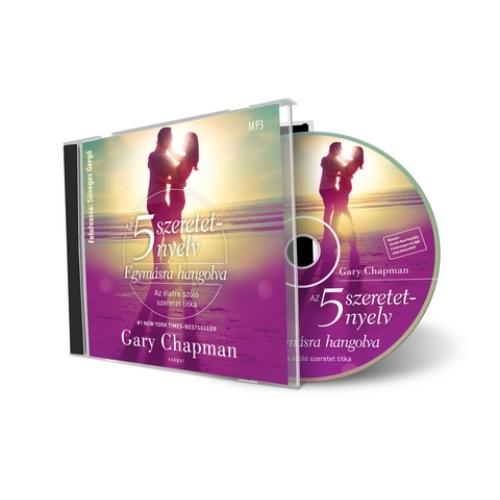 5 szeretetnyelv: Egymásra hangolva hangoskönyv