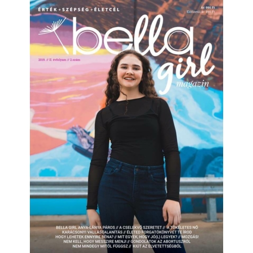 Bella Girl magazin 2019. 2. szám