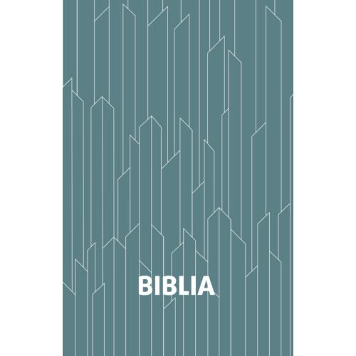 Biblia  egyszerű fordítás (kék / kristályos)