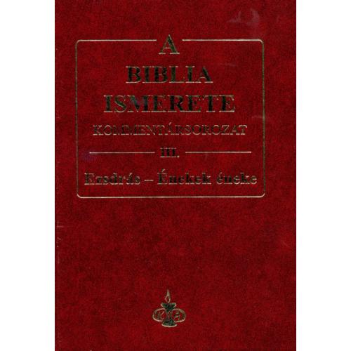 Biblia ismerete III., A - John F. Walvoord, Roy B. Zuck