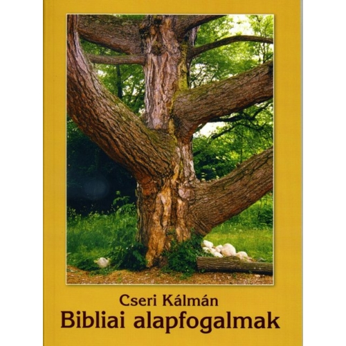 Bibliai alapfogalmak - Cseri Kálmán