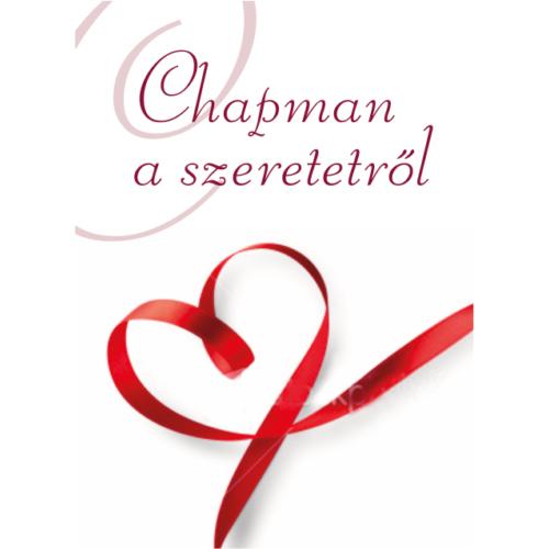 Chapman a szeretetről - Gary Chapman