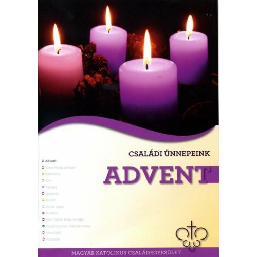 Családi ünnepeink - Advent