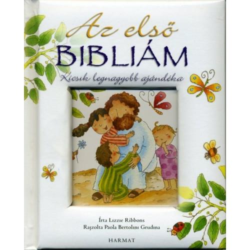 Első Bibliám (fehér)