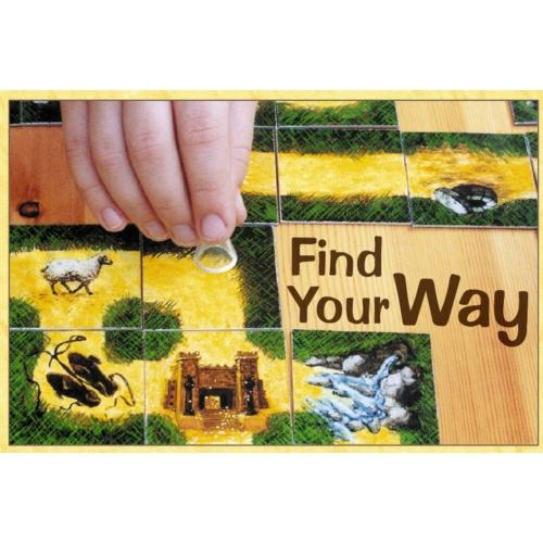 Find Your Way társasjáték