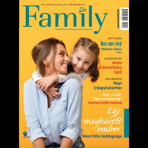 Family magazin 2021/2 (nyár)