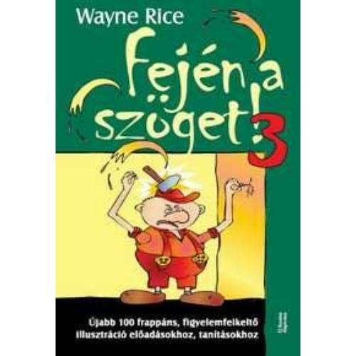 Fején a szöget! 3. - Wayne Rice