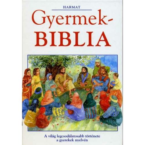 Gyermek-Biblia - Alexander, Pat