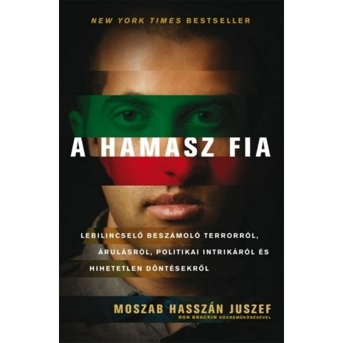 Hamasz fia, A - Moszab Hasszán Juszef