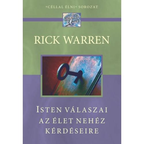 Isten válaszai az élet nehéz kérdéseire - Rick Warren