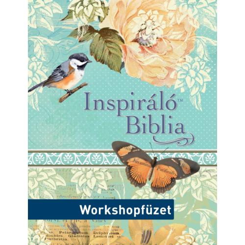Inspiráló Biblia Workshopfüzet