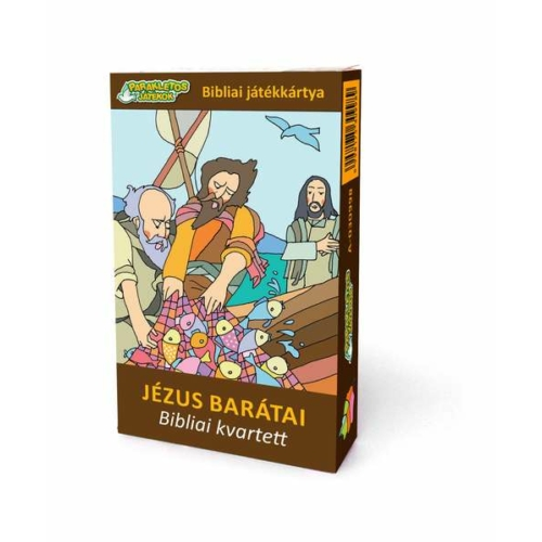 Jézus barátai társasjáték