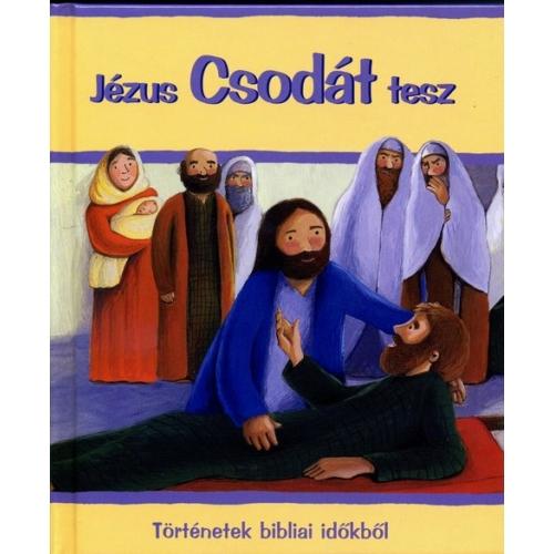 Jézus csodát tesz - Beszélő Hal