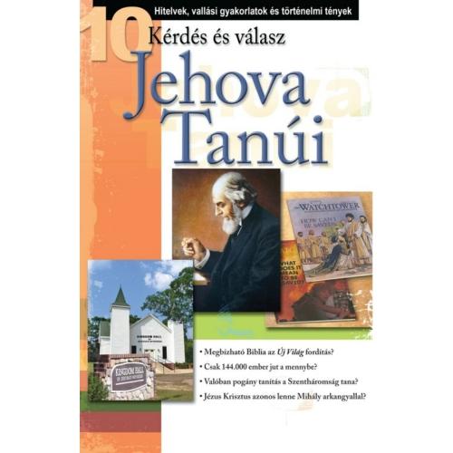Jehova tanúi - Harmat Kiadó