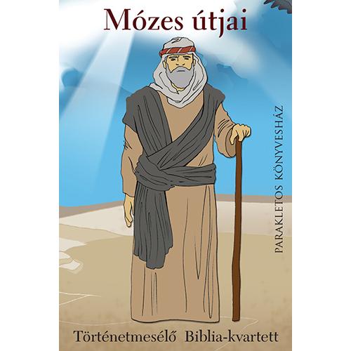 Mózes útjai társasjáték