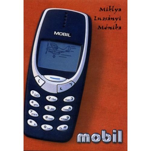 Mobil - Miklya Luzsányi Mónika