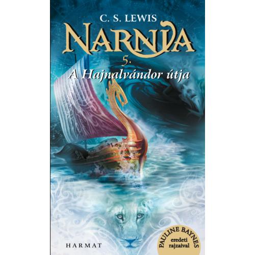 Narnia 5: Hajnalvándor útja, A -C.S. Lewis