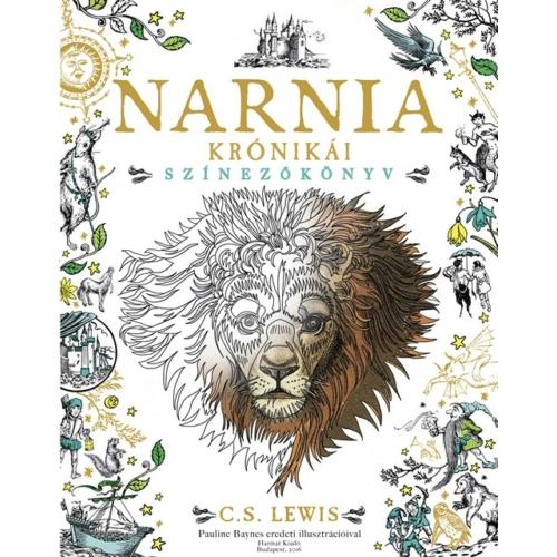 Narnia krónikái - Színezőkönyv