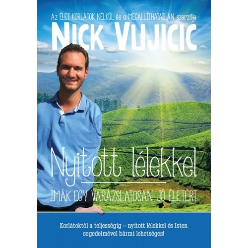 Nyitott lélekkel - Nick Vujicic