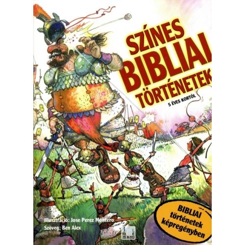 Színes Bibliai történetek